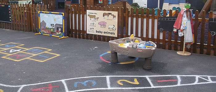 OFSTED Registered Nursery Breaston