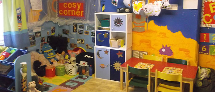 Childrens Nursery Breaston