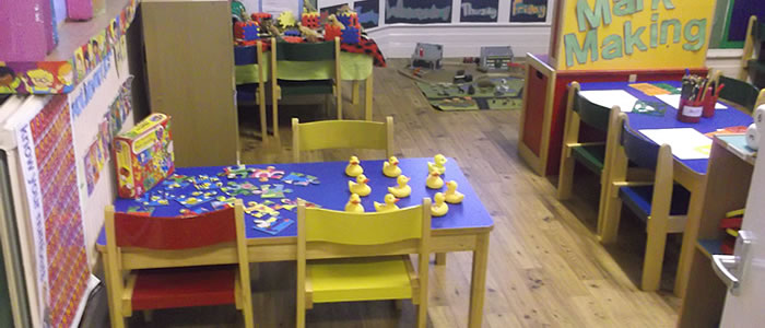 Breaston Manor Day Nursery
