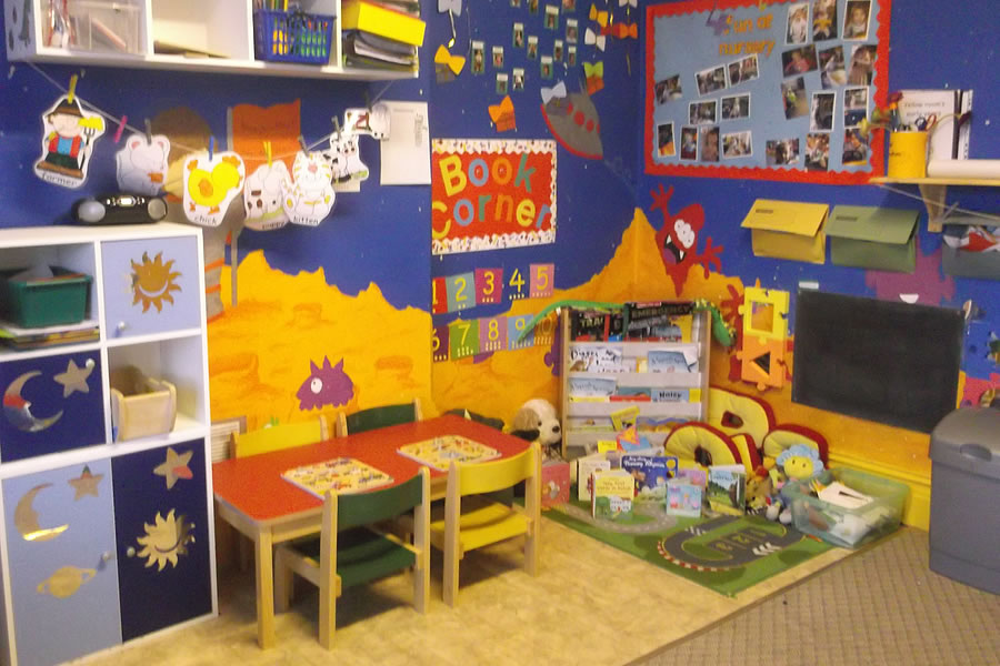 Day Nursery In Ton Derby